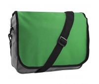 Конференц-сумка COLLEGE Цвет: Зеленый
