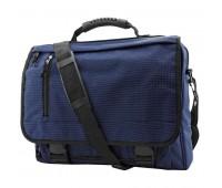 """Конференц-сумка с отделением для ноутбука """"Portfolio"""" Цвет: Синий"""