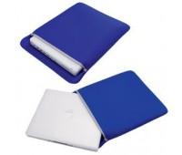 Чехол для ноутбука Цвет: Синий