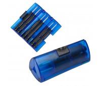 Набор отверток Цвет: Синий