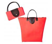 Сумка для покупок GLAM UP Цвет: Красный