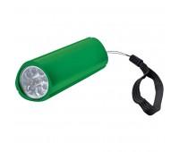 Фонарь треугольный (9 LED) Цвет: Зеленый