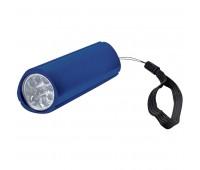 Фонарь треугольный (9 LED) Цвет: Синий
