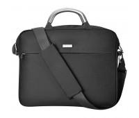 Конференц-сумка c шильдом PRESTIGE  Цвет: черный
