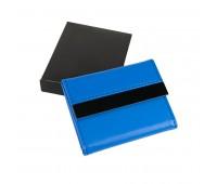 Футляр для карт Цвет: Синий