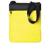 Промо-сумка на плечо SIMPLE Цвет: Желтый
