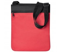 Промо-сумка на плечо SIMPLE Цвет: Красный