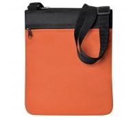 Промо-сумка на плечо SIMPLE Цвет: Оранжевый