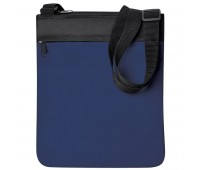 Промо-сумка на плечо SIMPLE Цвет: Синий