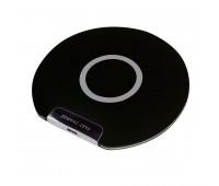 Беспроводное зарядное устройство DISK Цвет: Черный