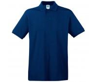 Поло мужское APOLLO 180 Цвет: Темно-синий