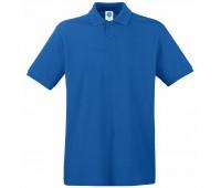 Поло мужское APOLLO 180 Цвет: Синий