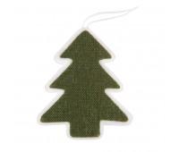 Украшение новогоднее ЕЛКА Цвет: Зеленый