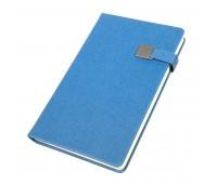 Ежедневник недатированный Linnie, формат А5 Цвет: Голубой