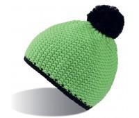 Шапка PEAK Цвет: Зеленый
