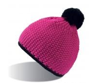 Шапка PEAK Цвет: Розовый