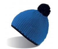 Шапка PEAK Цвет: Синий