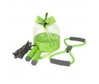 Набор SPORT UP Цвет: Зеленый