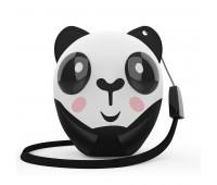 Беспроводная колонка HIPER ZOO Vicky, Panda Цвет: белый, черный