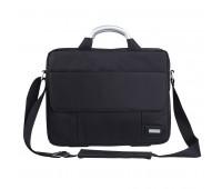 Конференц-сумка c шильдом BUSINESS TRIP Цвет: черный