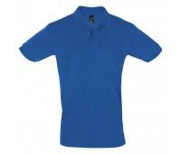 Поло мужское PERFECT MEN 180 Цвет: Синий
