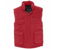 Жилет мужской VIPER 190T Цвет: Красный