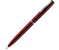 Ручка шариковая CLICKER Цвет: Красный