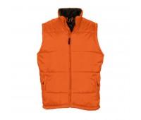 Жилет мужской WARM 210T Цвет: Оранжевый