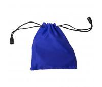 Мешочек подарочный Цвет: Синий
