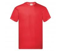 Футболка мужская ORIGINAL FULL CUT T 145 Цвет: Красный