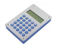 """Калькулятор """"Aqua"""" на энергии воды Цвет: синий, белый"""