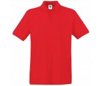 Поло мужское APOLLO 180 Цвет: Красный
