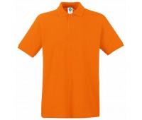 Поло мужское APOLLO 180 Цвет: Оранжевый