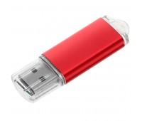"""USB flash-карта """"Assorti"""" (8Гб) Цвет: Красный"""