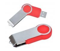 """USB flash-карта """"Swing"""" (8Гб) Цвет: Красный"""
