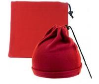 Шапка-шарф ARTICOS Цвет: Красный