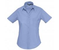 Рубашка женская ESCAPE 105 Цвет: Синий