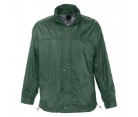 Ветровка мужская MISTRAL 210T Цвет: Зеленый