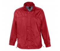 Ветровка мужская MISTRAL 210T Цвет: Красный