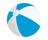 """Мяч надувной """"ЗЕБРА"""" Цвет: Синий"""