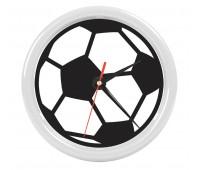 """Часы настенные """"PRINT"""" для рекламной вставки Цвет: Белый"""