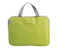 """Конференц-сумка """"Тодес-2"""" отделением для ноутбука             Цвет: Зеленый"""