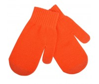 """Варежки сенсорные """"In touch"""" Цвет: Оранжевый"""