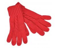 """Перчатки  сенсорные """"Irish"""", красный_М, акрил/хлопок Цвет: Красный"""