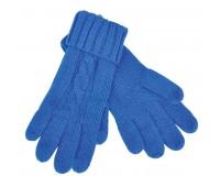 """Перчатки  сенсорные """"Irish"""", синий_М, 100% акрил   Цвет: Синий"""
