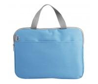 """Конференц-сумка """"Тодес-2"""" отделением для ноутбука Цвет: Голубой"""