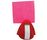 Мемо-холдер со скотчем Цвет: Красный