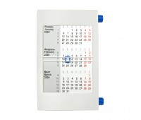 Календарь настольный на 2 года Цвет: Синий