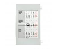 Календарь настольный на 2 года Цвет: Белый