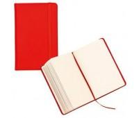 Блокнот для записей KINE, A6 Цвет: Красный